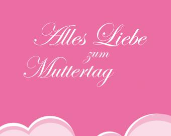 Individuelles Muttertags-Geschenk