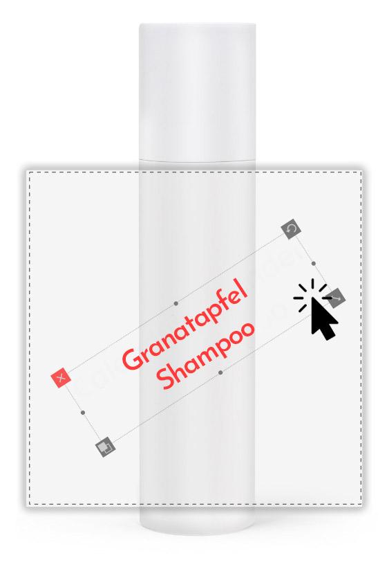 Granatapfel-Shampoo