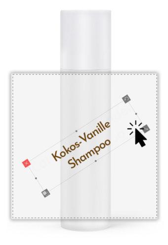Kokos-Vanille-Shampoo